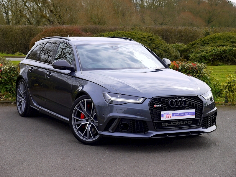 Audi RS6 Performance 4.0 TFSI Quattro - Large 29