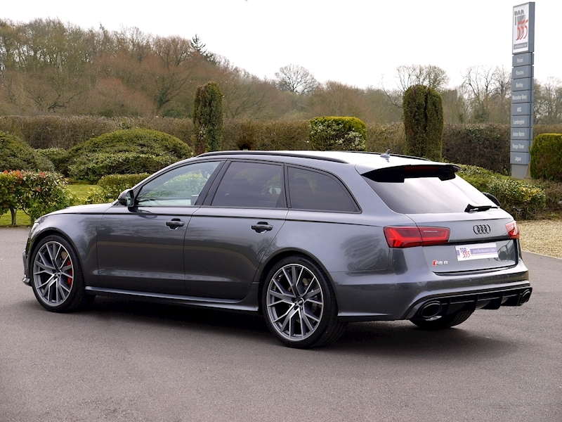 Audi RS6 Performance 4.0 TFSI Quattro - Large 33