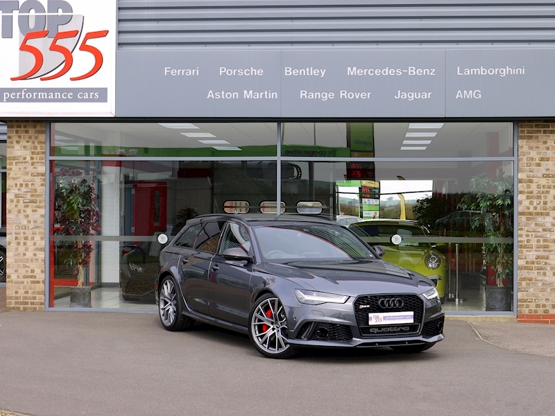 Audi RS6 Performance 4.0 TFSI Quattro - Large 35