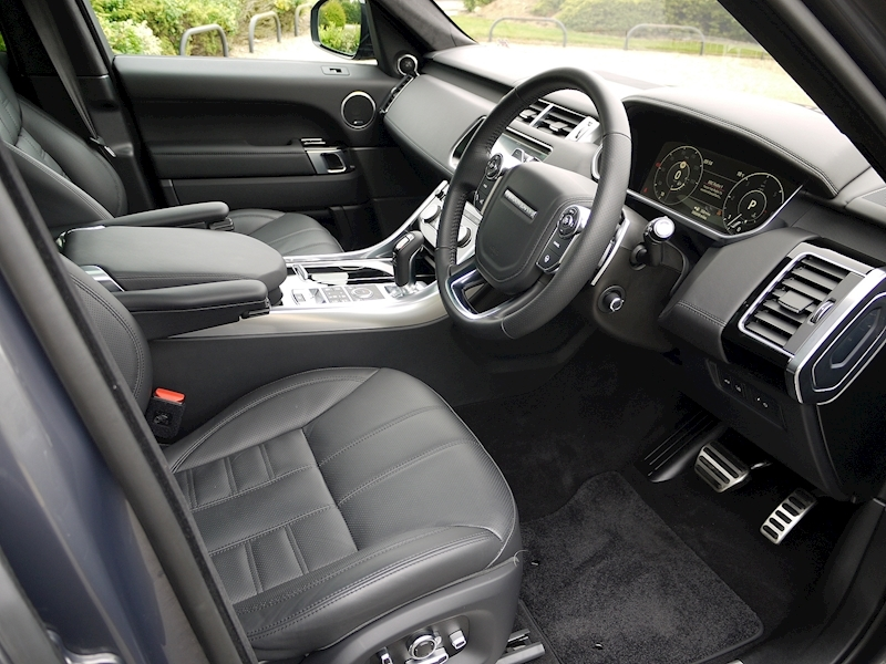 Land Rover Range Rover Sport 3.0 SDV6 Autobiography Dynamic - Stealth Pack - Large 1