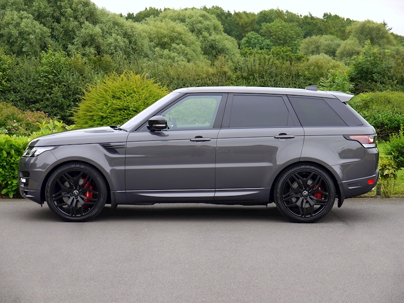 Land Rover Range Rover Sport 3.0 SDV6 Autobiography Dynamic - Stealth Pack - Large 2