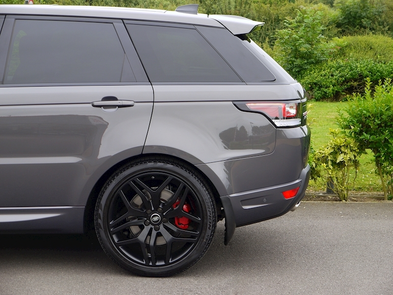 Land Rover Range Rover Sport 3.0 SDV6 Autobiography Dynamic - Stealth Pack - Large 3