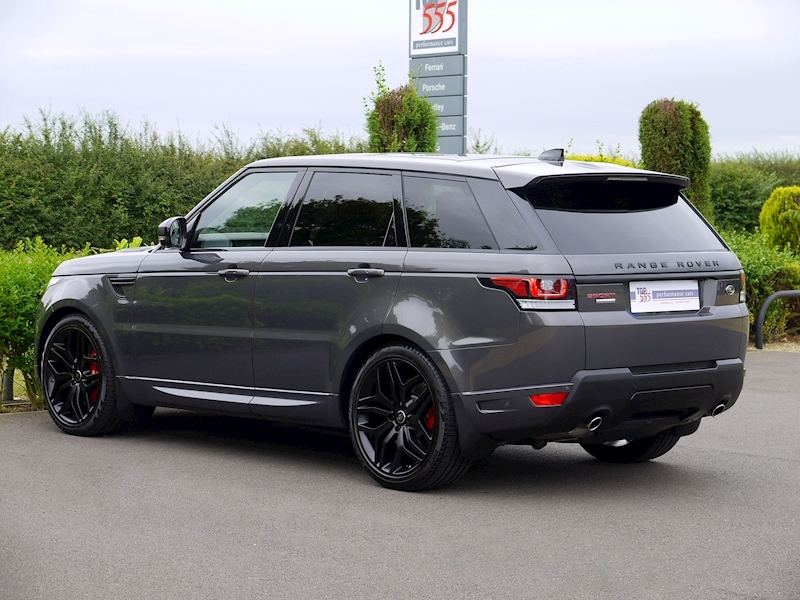 Land Rover Range Rover Sport 3.0 SDV6 Autobiography Dynamic - Stealth Pack - Large 11