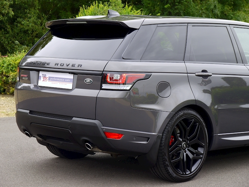 Land Rover Range Rover Sport 3.0 SDV6 Autobiography Dynamic - Stealth Pack - Large 12