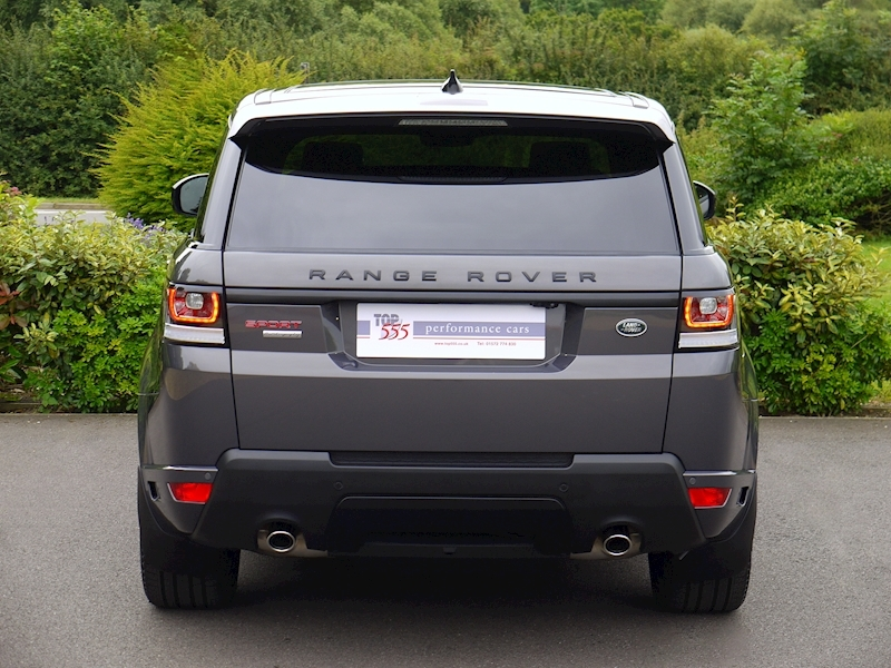 Land Rover Range Rover Sport 3.0 SDV6 Autobiography Dynamic - Stealth Pack - Large 16