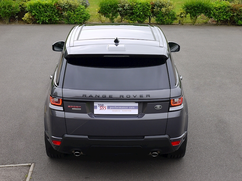 Land Rover Range Rover Sport 3.0 SDV6 Autobiography Dynamic - Stealth Pack - Large 18