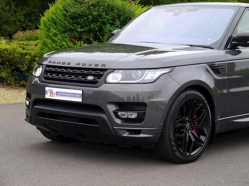 Land Rover Range Rover Sport 3.0 SDV6 Autobiography Dynamic - Stealth Pack - Large 20