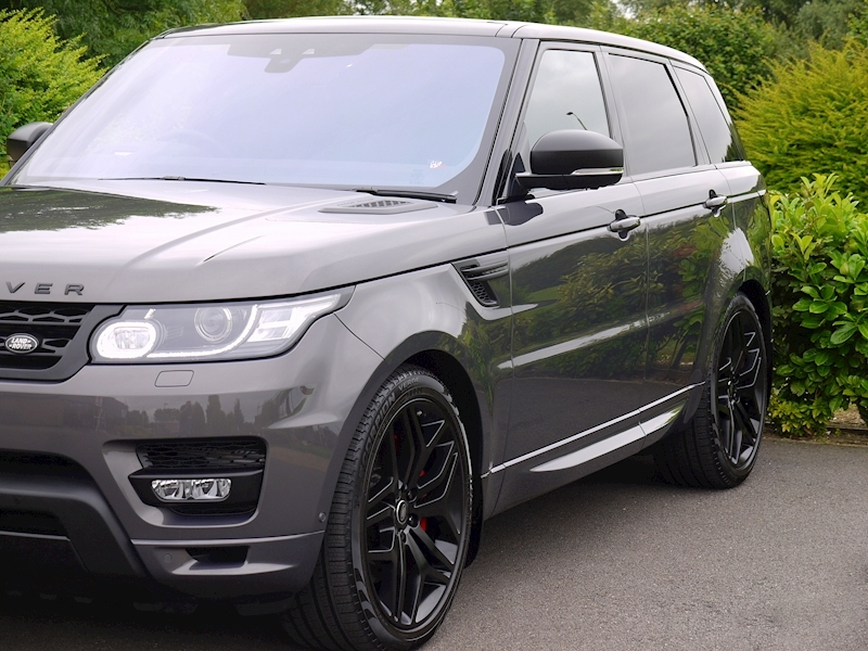 Land Rover Range Rover Sport 3.0 SDV6 Autobiography Dynamic - Stealth Pack - Large 21