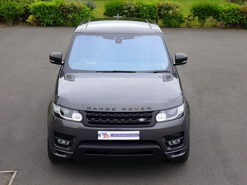 Land Rover Range Rover Sport 3.0 SDV6 Autobiography Dynamic - Stealth Pack - Large 23