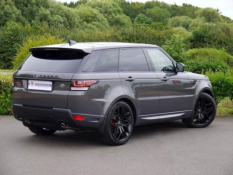 Land Rover Range Rover Sport 3.0 SDV6 Autobiography Dynamic - Stealth Pack - Large 27
