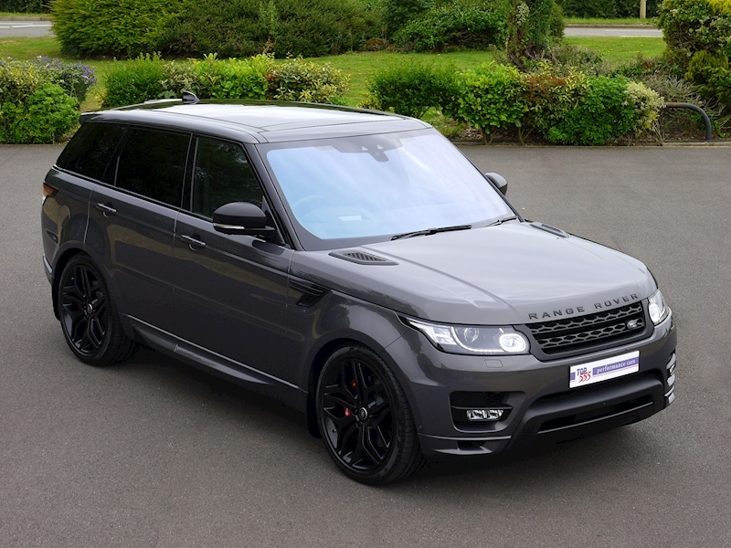 Land Rover Range Rover Sport 3.0 SDV6 Autobiography Dynamic - Stealth Pack - Large 0