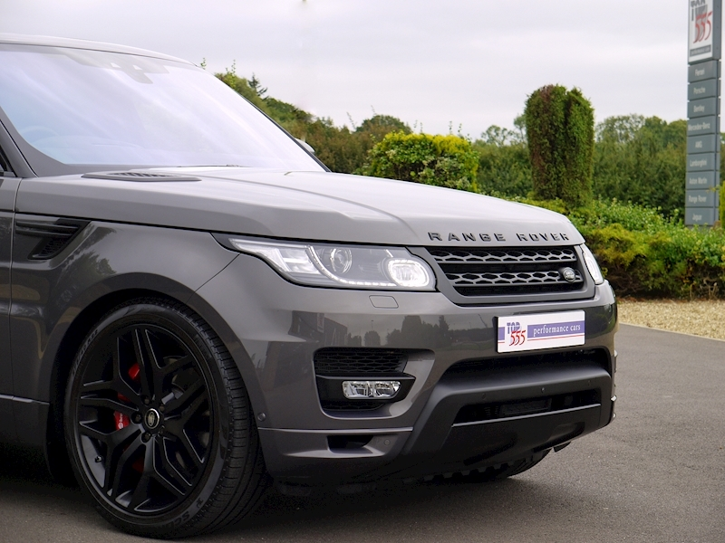 Land Rover Range Rover Sport 3.0 SDV6 Autobiography Dynamic - Stealth Pack - Large 33