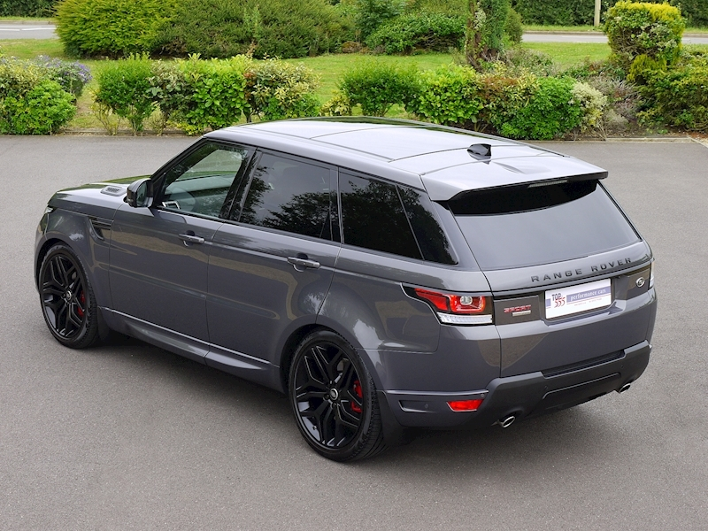 Land Rover Range Rover Sport 3.0 SDV6 Autobiography Dynamic - Stealth Pack - Large 34