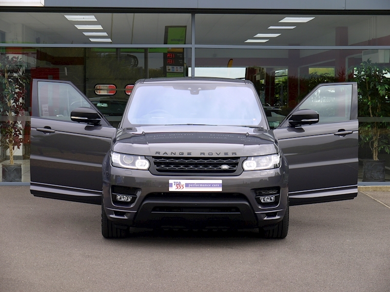 Land Rover Range Rover Sport 3.0 SDV6 Autobiography Dynamic - Stealth Pack - Large 36