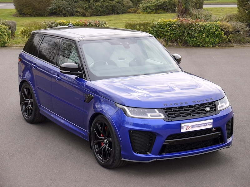 Land Rover Range Rover Sport 5.0 SVR - New Model - Large 0