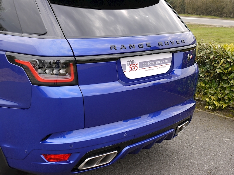 Land Rover Range Rover Sport 5.0 SVR - New Model - Large 4