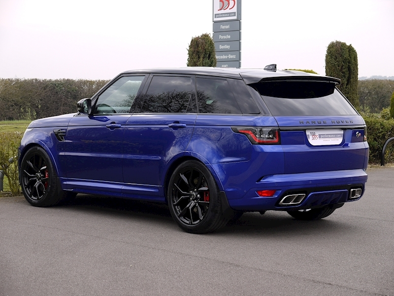 Land Rover Range Rover Sport 5.0 SVR - New Model - Large 9