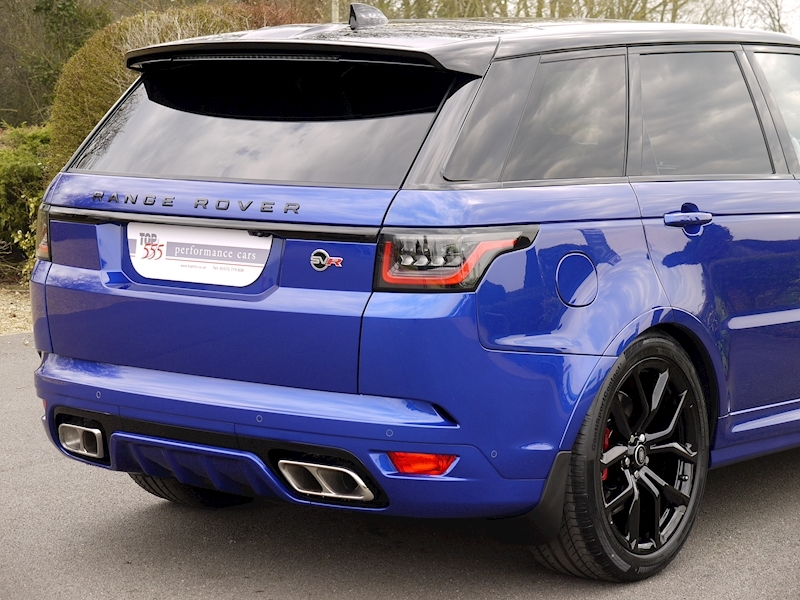 Land Rover Range Rover Sport 5.0 SVR - New Model - Large 11