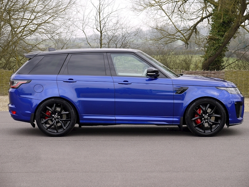 Land Rover Range Rover Sport 5.0 SVR - New Model - Large 14