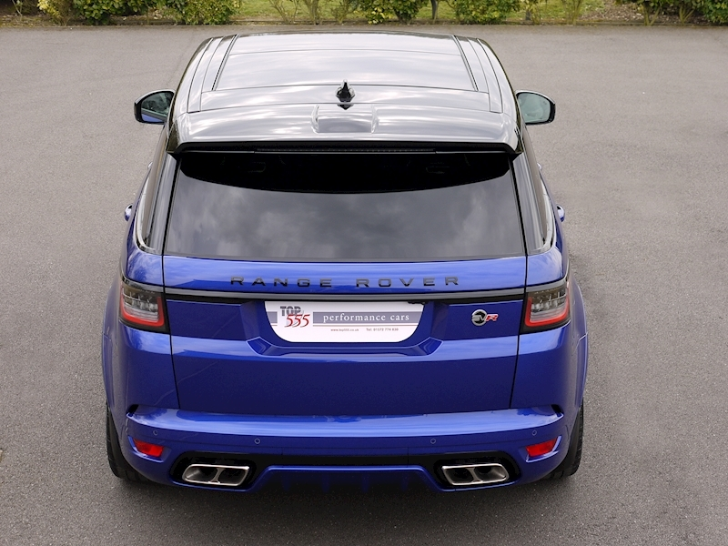 Land Rover Range Rover Sport 5.0 SVR - New Model - Large 15