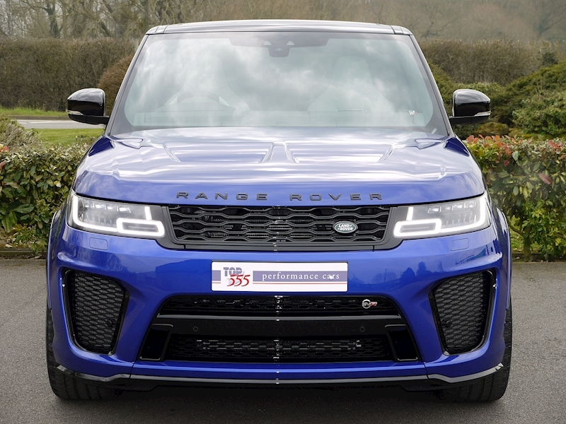 Land Rover Range Rover Sport 5.0 SVR - New Model - Large 18