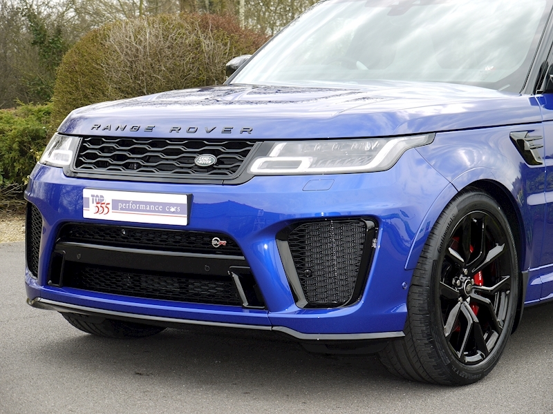 Land Rover Range Rover Sport 5.0 SVR - New Model - Large 19