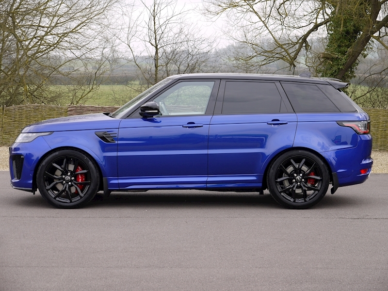 Land Rover Range Rover Sport 5.0 SVR - New Model - Large 20