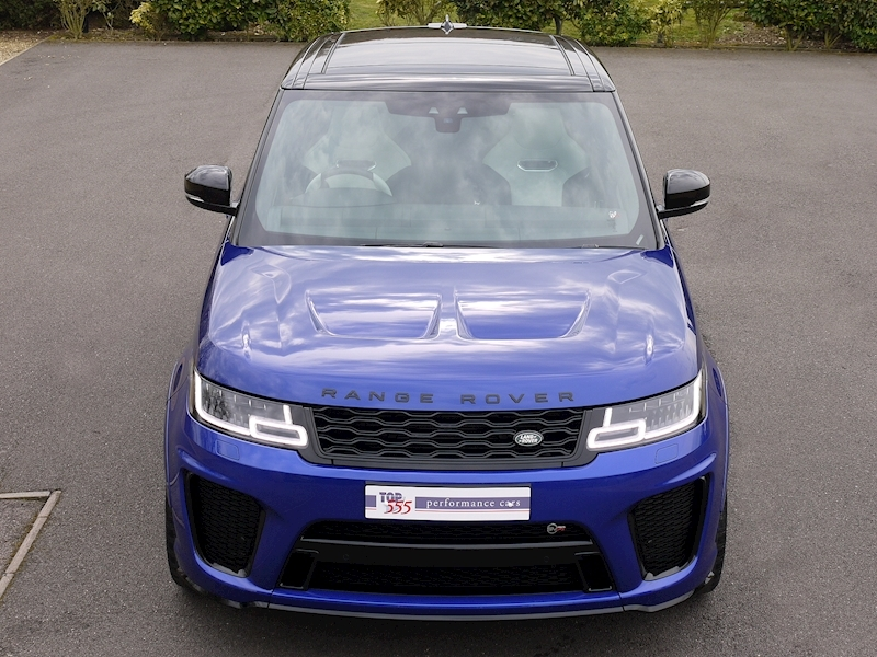 Land Rover Range Rover Sport 5.0 SVR - New Model - Large 21