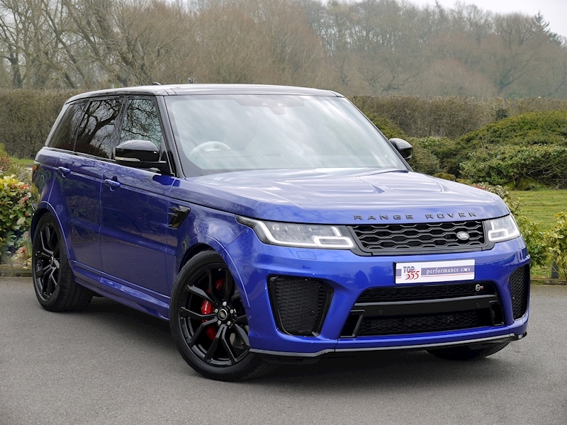 Land Rover Range Rover Sport 5.0 SVR - New Model - Large 28