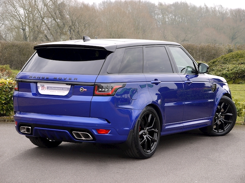 Land Rover Range Rover Sport 5.0 SVR - New Model - Large 30
