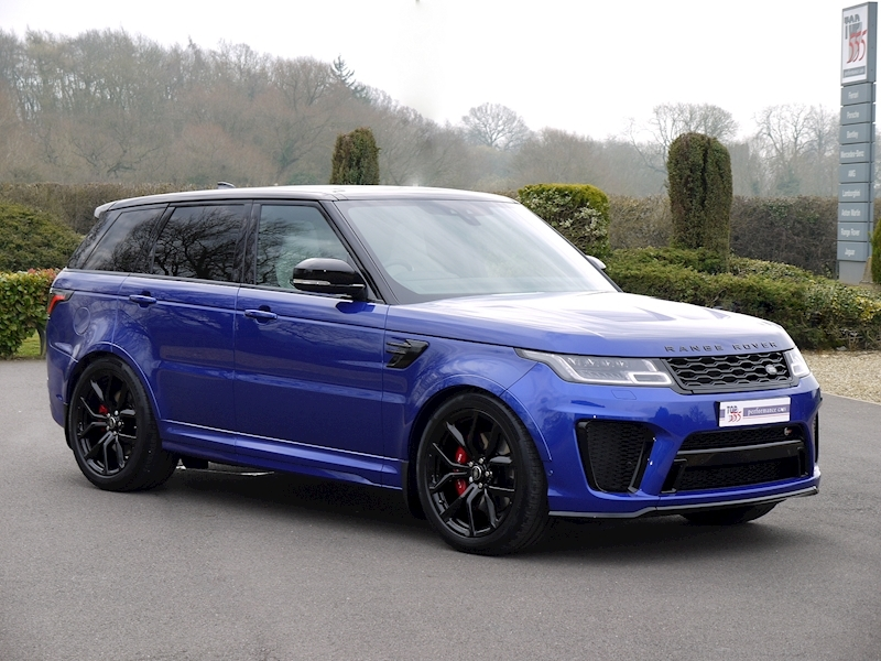 Land Rover Range Rover Sport 5.0 SVR - New Model - Large 31