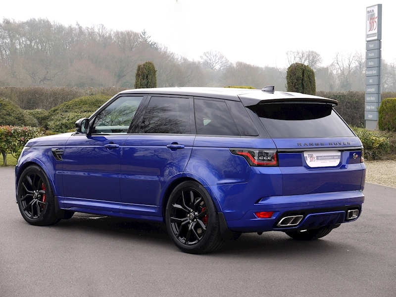 Land Rover Range Rover Sport 5.0 SVR - New Model - Large 32