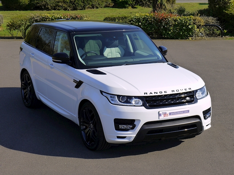 Land Rover Range Rover Sport 5.0 V8 Autobiography Dynamic - Large 0