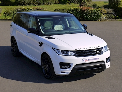 Land Rover Range Rover Sport 5.0 V8 Autobiography Dynamic