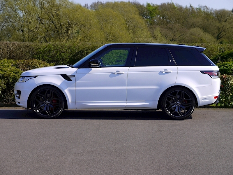 Land Rover Range Rover Sport 5.0 V8 Autobiography Dynamic - Large 2