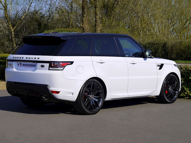 Land Rover Range Rover Sport 5.0 V8 Autobiography Dynamic - Large 8