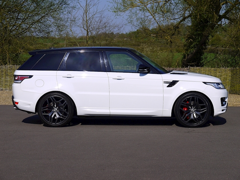 Land Rover Range Rover Sport 5.0 V8 Autobiography Dynamic - Large 11