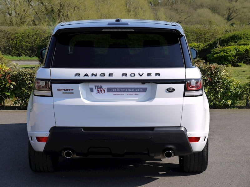 Land Rover Range Rover Sport 5.0 V8 Autobiography Dynamic - Large 12