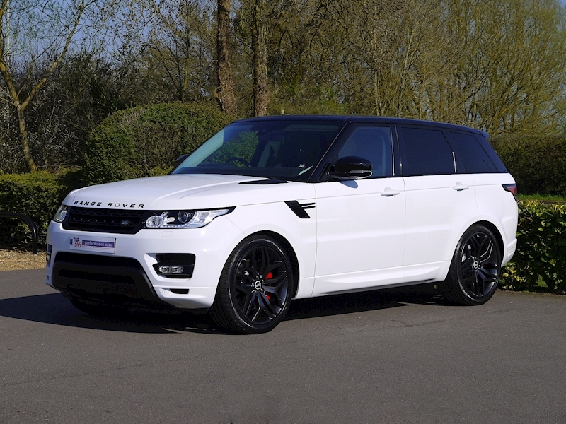 Land Rover Range Rover Sport 5.0 V8 Autobiography Dynamic - Large 16