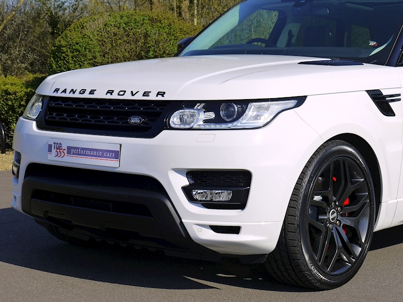 Land Rover Range Rover Sport 5.0 V8 Autobiography Dynamic - Large 17
