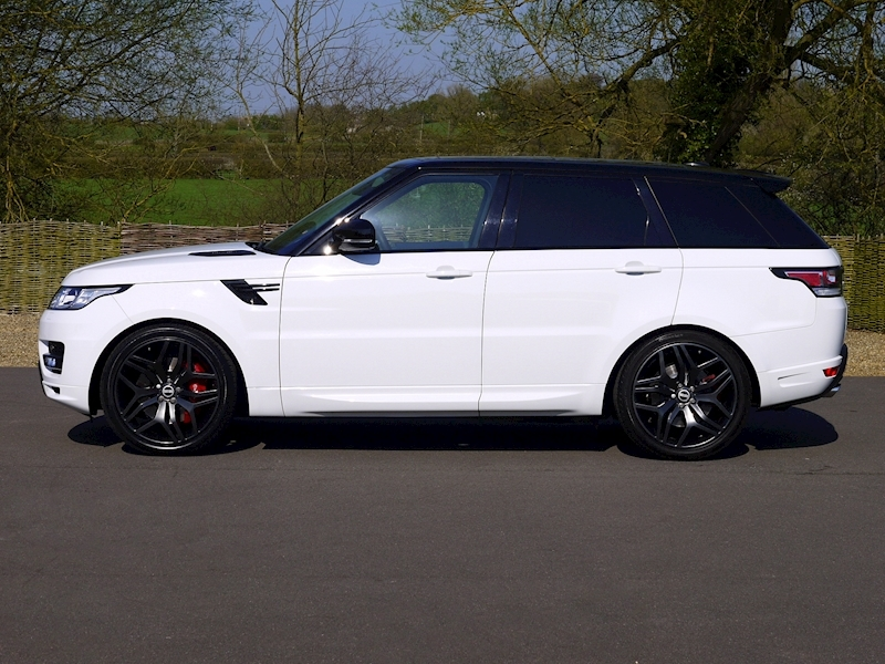 Land Rover Range Rover Sport 5.0 V8 Autobiography Dynamic - Large 18
