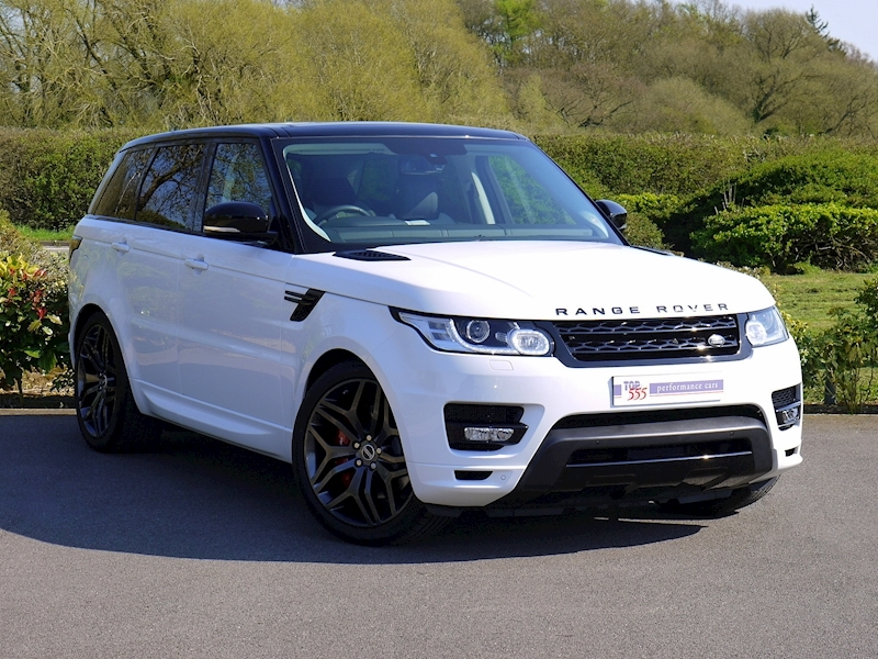 Land Rover Range Rover Sport 5.0 V8 Autobiography Dynamic - Large 23