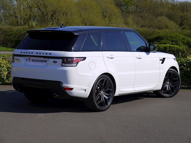 Land Rover Range Rover Sport 5.0 V8 Autobiography Dynamic - Large 25