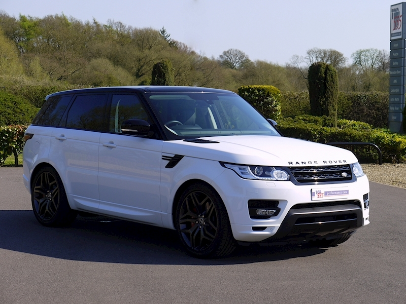 Land Rover Range Rover Sport 5.0 V8 Autobiography Dynamic - Large 26