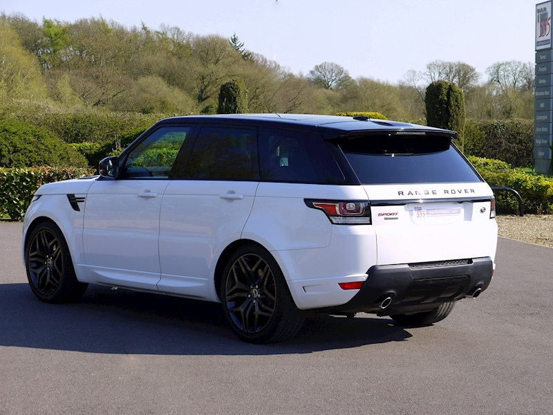 Land Rover Range Rover Sport 5.0 V8 Autobiography Dynamic - Large 27