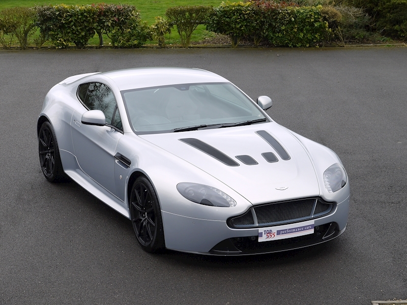 Aston Martin V12 Vantage S Coupe - Manual - Large 0