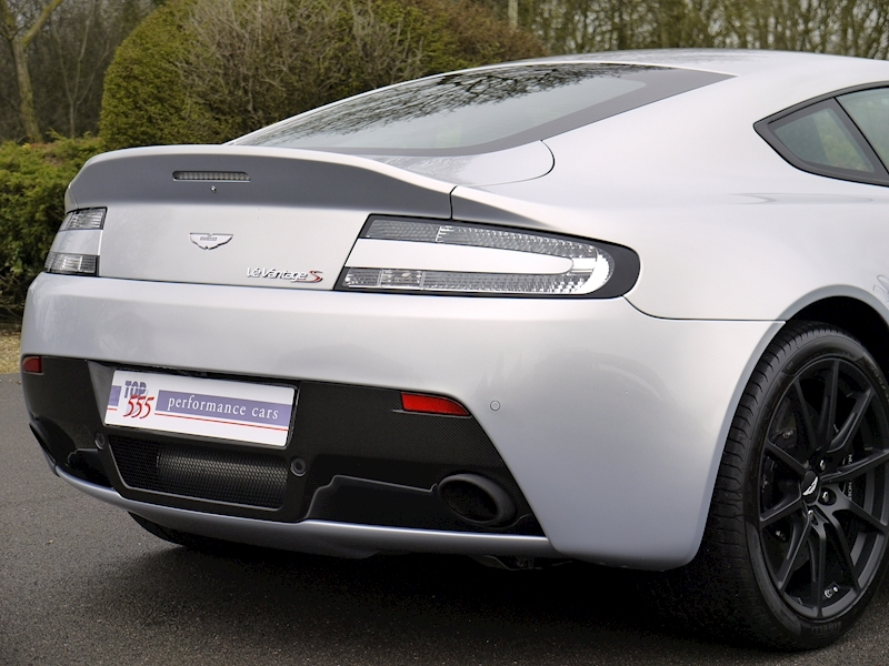Aston Martin V12 Vantage S Coupe - Manual - Large 10