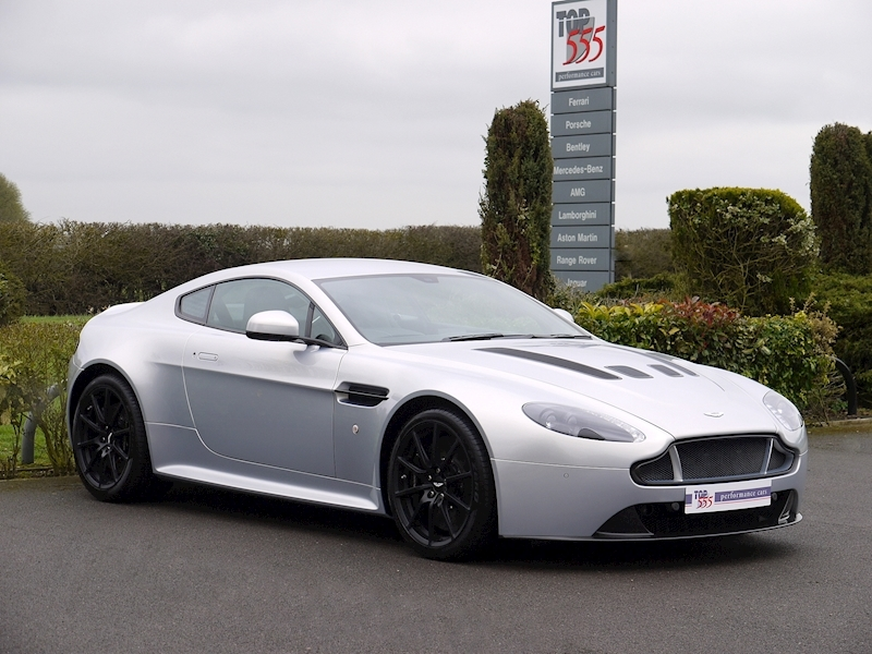 Aston Martin V12 Vantage S Coupe - Manual - Large 15