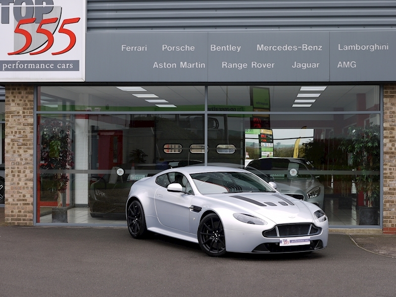 Aston Martin V12 Vantage S Coupe - Manual - Large 36