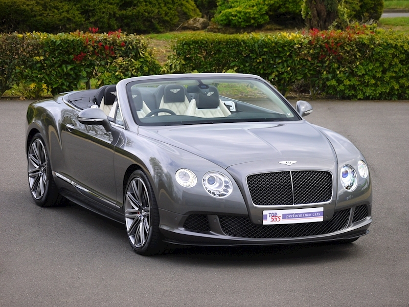 Bentley Continental GTC Speed 6.0 W12 - Large 0